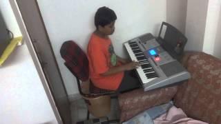 neeli rangu cheeralona song in piano