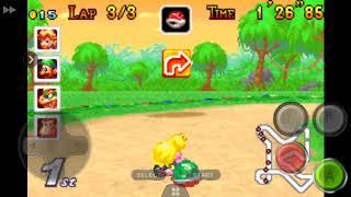 Mario Kart Super Circuit: Mushroom Cup 50cc