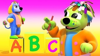 Learn ABC Song Nursery Rhyme & More Songs for Kids | Kids Songs To Dance To by Raggs TV
