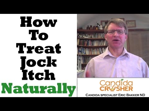 How To Treat Jock Itch Naturally. Don't Rely On  Creams