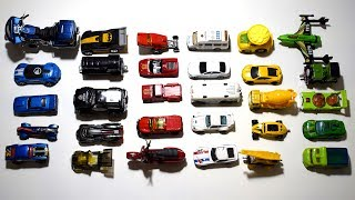 Learn Colors with Street Vehicles For Kids - Cars, Trucks, Fire Engines, Pickup Trucks, Bike