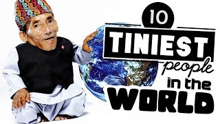10 Shortest People In The World