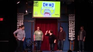 DIF Allstars 2015 Saturday at GO Comedy