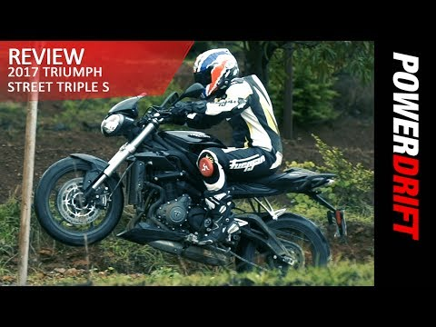The 2017 Street Triple S 765 : All Round Fun or Is It? : PowerDrift