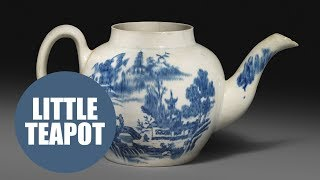 Broken teapot bought for £15 could fetch more than £100k at auction