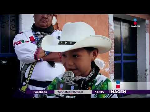 Xxx Mp4 Entrevista A Yuawi El Niño Que Canta Movimiento Naranja Noticias Con Yuriria Sierra 3gp Sex