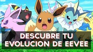 ¿Qué evolución de Eevee (Pokémon) eres? | Test Divertidos