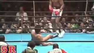 Muhammed Ali vs Antonio Inoki Boxer vs MMA Fighter 1976