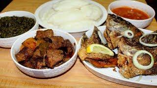 Sunday Dinner | Zambian Food