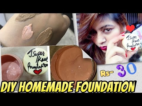 Xxx Mp4 DIY Homemade Foundation How To Make Liquid Foundation At Home Result In Live Video 3gp Sex