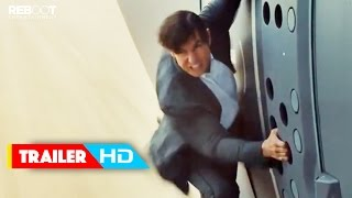 'Mission Impossible 5: Rogue Nation' Official Trailer #1 (2015) Tom Cruise Spy Action Movie HD