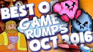 BEST OF Game Grumps - October 2016