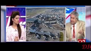 Pakistani media on india latest - Pakistani Airlines disrespect to London airport