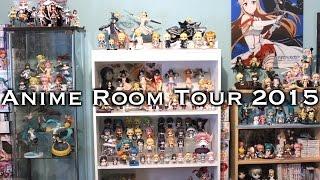 Anime Room Tour 2015