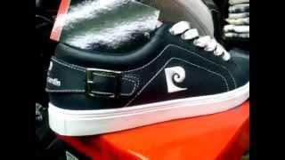 Pierre Cardin Men Leather Sneakers Online Ref Stardom at www.latestbrandstyle.com