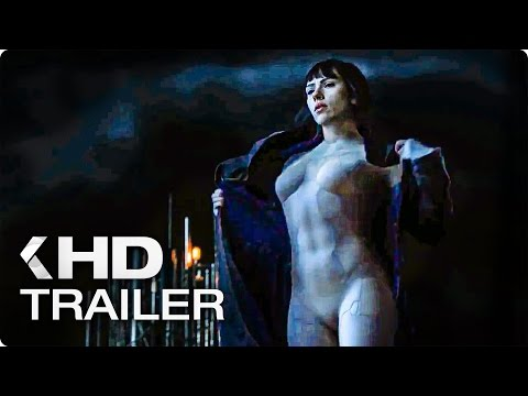 Xxx Mp4 GHOST IN THE SHELL International Trailer 2017 3gp Sex