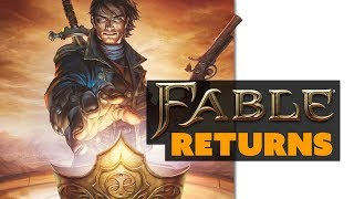 The Triumphant Return of... FABLE 4! - The Know Game News