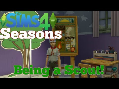 The Sims 4 Scouting & Reward Trait Guide