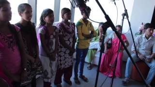 Making of the Music for Rotary E-learning Film