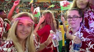 Bahamas 2017 Commonwealth Youth Games Opening Ceremony Highlights