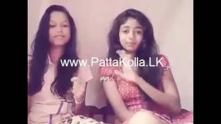 TOW GIRLS FUNNY TIME