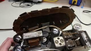 #13: Emerson tube radio restoration, part 1