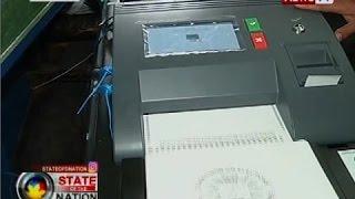 SONA: Smartmatic, nanindigang 'considered sold' na ang mga VCM na hindi agad naisauli