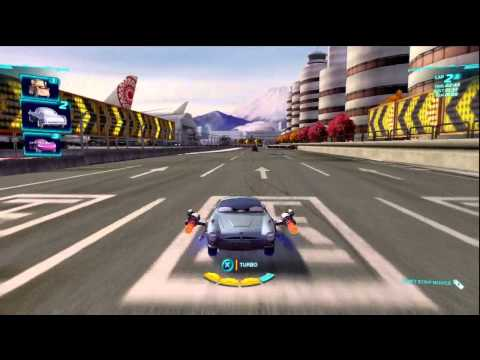 Cars 2 gameplay battle race gram.pl