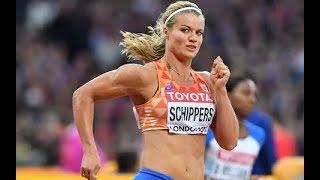Dafne Schippers 22.05 wins 200m Women Final IAAF World Champs London 2017
