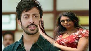 শাকিব খানকে ধুয়ে দিলেন নায়িকা নিপুন ! Shakib Nipun hot showbiz news !