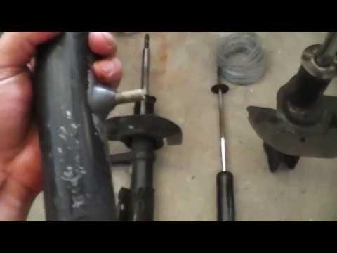 reconstruir amortiguadores recargables