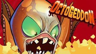 Octogeddon # 1 - Ein Angriff auf die Freiheit
