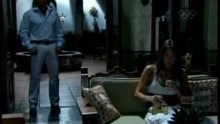 Natalia Streignard y Osvaldo Ríos en la novela El Juramento 1