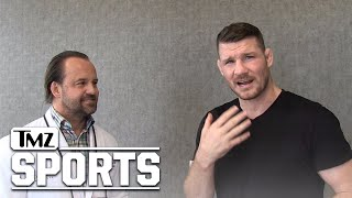 Michael Bisping Gets Major Mouth Reconstruction,
