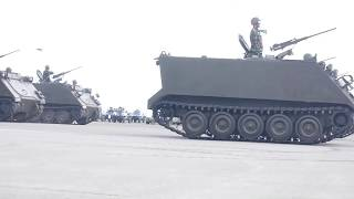 Philippine Army 2016 -  Parade of Military Vehicle