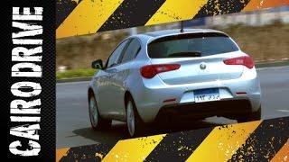 Alfa Romeo Giulietta Drive Review - Cairo Drive