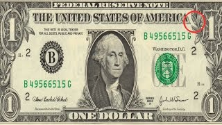 Top 10 Images Hidden on the One Dollar Bill || Pastimers