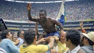Why Pele's biopic made him cry