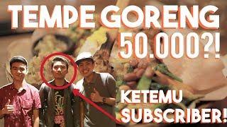 TEMPE GORENG RP 50.000?! Restoran Indonesia di TOKYO!