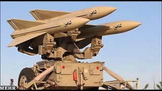 Most Advanced Anti Aircraft Weapons of Islamic Republic of Iran