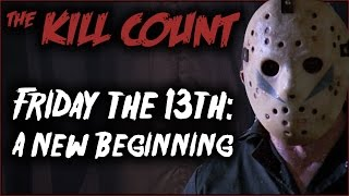 Friday the 13th: A New Beginning (1985) KILL COUNT