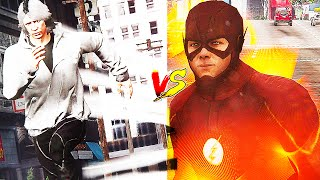 Flash VS Quicksilver !! Death Battle !!