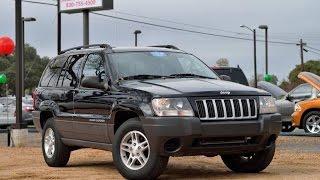 2004 Jeep Grand Cherokee Laredo Review