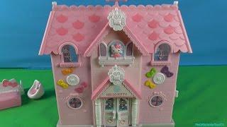Hello Kitty Princess House Play Set