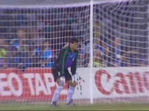 Argentina vs. Italia definición por penales en el Mundial de 1990