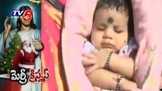 Christmas Celebrations at Calvary Temple, Hyderabad | TV5 News