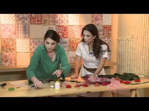 Vida melhor Artesanato Colar 8 em 1 com Alessandra Byzzeto