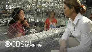 Exclusive: Inside the largest migrant processing facility in the U.S.