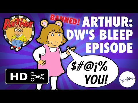 Arthur DW s Bleep Episode Higher Quality