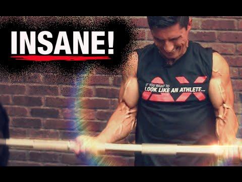 Insane Biceps Workout CRAZIEST PUMP EVER